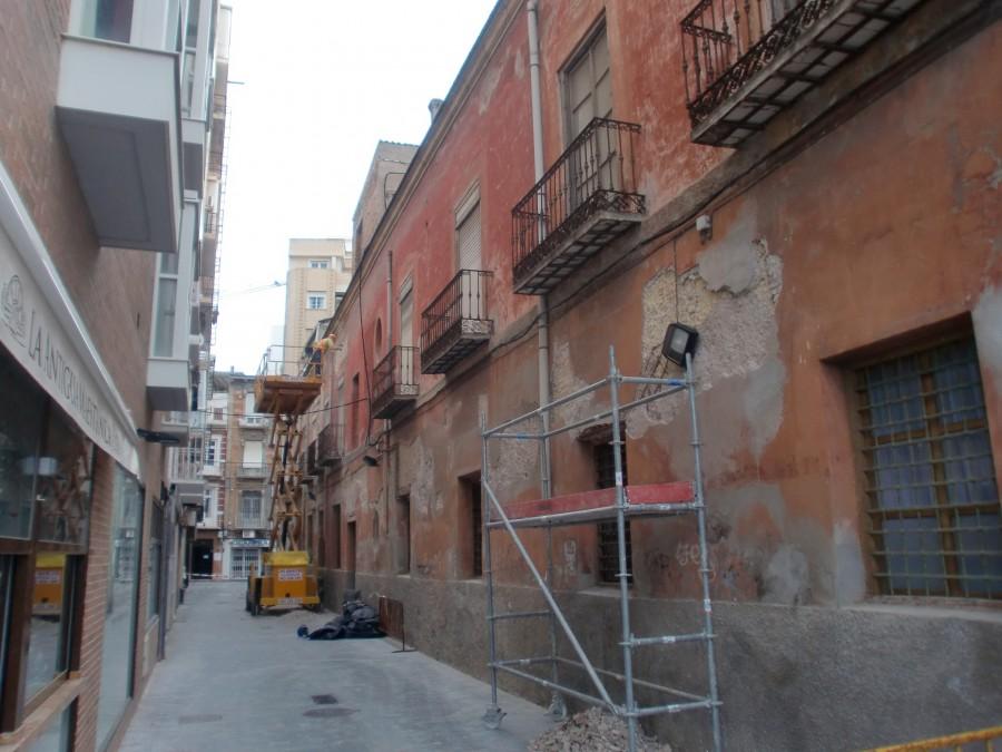 RESTAURALIA ACTÚA EN LAS FACHADAS DE LA IGLESIA DE LOS PADRES